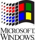 logo Microsoft Windows z roku 1992